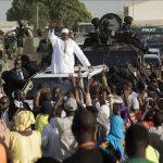 Sepekan Berlindung di Senegal, Presiden Baru Gambia Kembali ke Negaranya