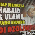 Tolak Kriminalisasi Ulama, Umat Islam Semarang Pasang 100 Baliho Bela Ulama