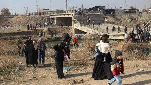 5200 Warga Mosul Timur telah Kembali ke Rumahnya