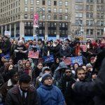 Warga New York Dukung Imigran Muslim dan Menentang Trump