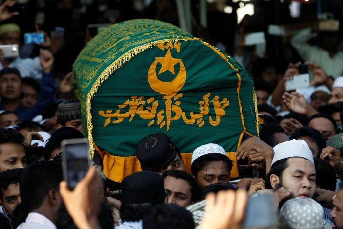 Setahun Berlalu, Begini Kabar Terakhir Pengacara Muslim Myanmar yang Terbunuh