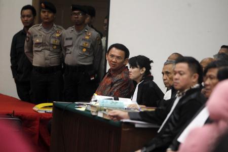 Lecehkan Rois Aam PBNU, GP Anshor: Ahok Tabuh Genderang Perang