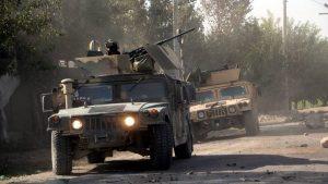 Taliban Gunakan Taktik Baru untuk Serang Pos Militer