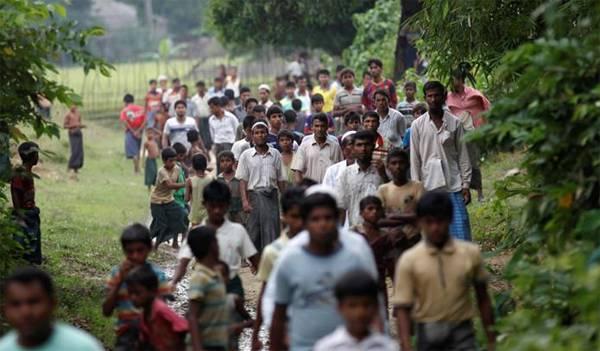 India akan Deportasi Ribuan Muslim Rohingya, Amnesty Internasional Kampanyekan Petisi Online