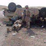 Sejumlah Kendaraan Lapis Baja AS Hancur dalam Serangan Terbaru Taliban