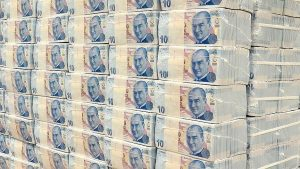 Selama 3 Pekan Nilai Lira Meningkat terhadap Dolar AS