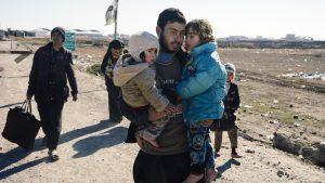 PBB: Serangan Terbaru di Mosul Memungkinkan 250.000 Warga akan Mengungsi