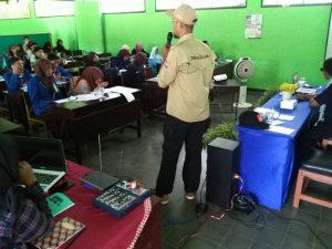Gandeng Jurnalislam, SMK Al Furqon Gelar Pelatihan Jurnalistik Pelajar Jember