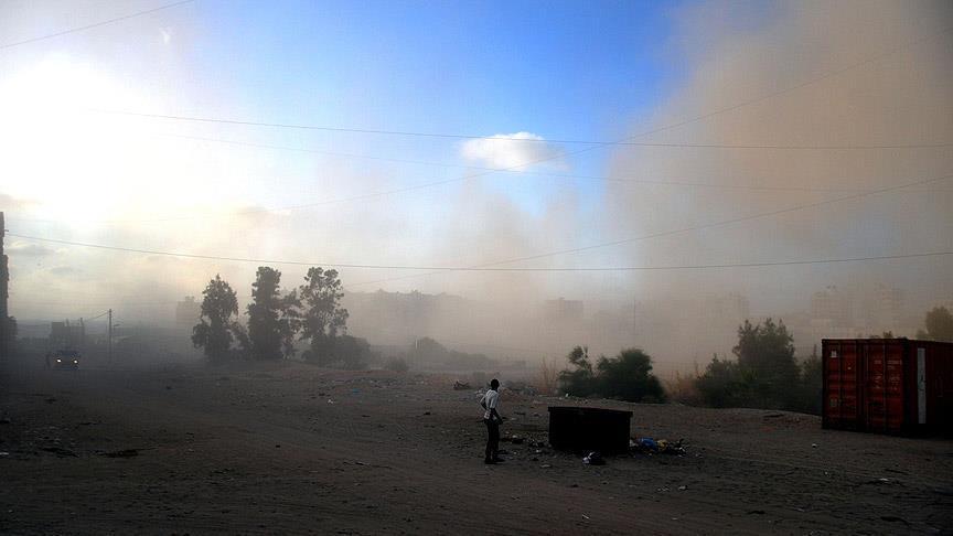Rudal Hantam Wilayah Israel,  Zionis Targetkan Posisi Hamas dengan Serangan Udara