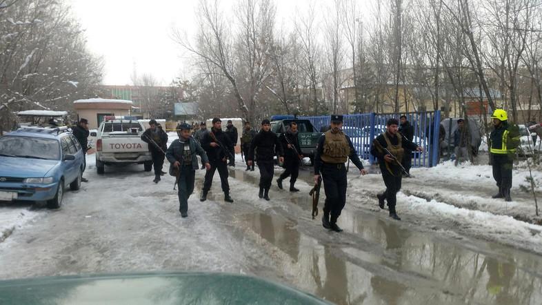 Serangan Bom Targetkan Karyawan Mahkamah Agung Afghanistan, 20 Tewas dan 38 Terluka