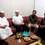 Kanit Intelkam Polda Jateng Mendatangi DSKS Sebelum Aksi 112