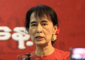 San Suu Kyi Tuduh Pengungsi Rohingya sebagai Imigrasi Legal dan Terorisme