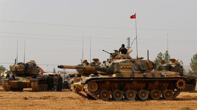 Setelah al Bab, Pasukan Turki akan Bergerak ke Raqqah