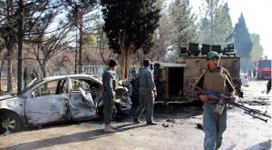 Taliban: Puluhan Tentara Tewas dan Terluka dalam Serangan Bom Mobil di Helmand