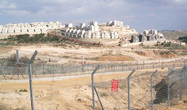 Pembangunan pemukiman ilegal Israel di Tepi Barat
