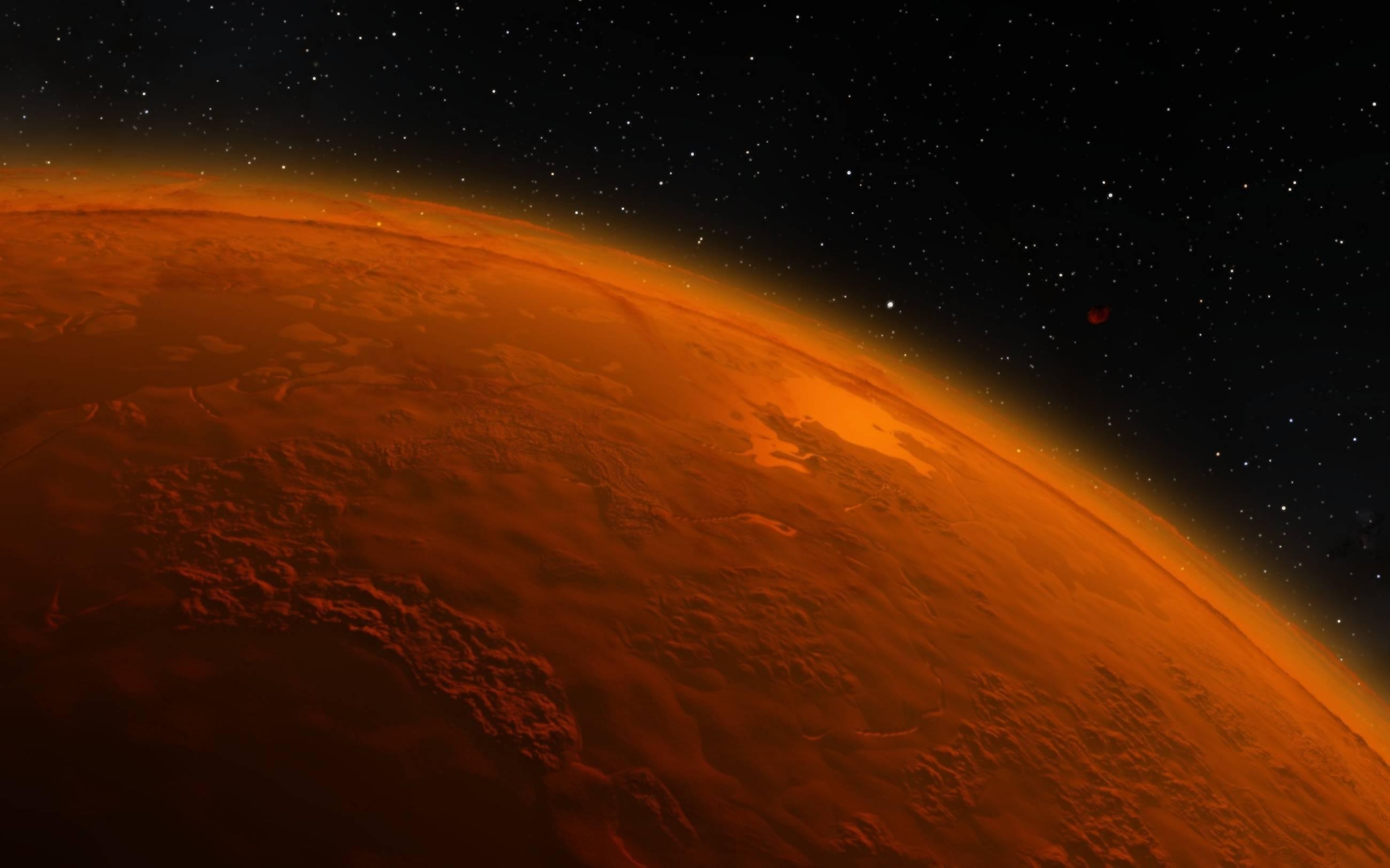 Emirat Arab akan Bangun Kota Pertama di Planet Merah Tahun 2117