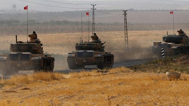 Turki Kepung Penuh Posisi IS di al Bab, Suriah