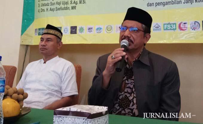 KH. Athian Ali: Lebih Baik Membebaskan Seribu Orang Bersalah Daripada Menghukum Satu Orang Tak Bersalah