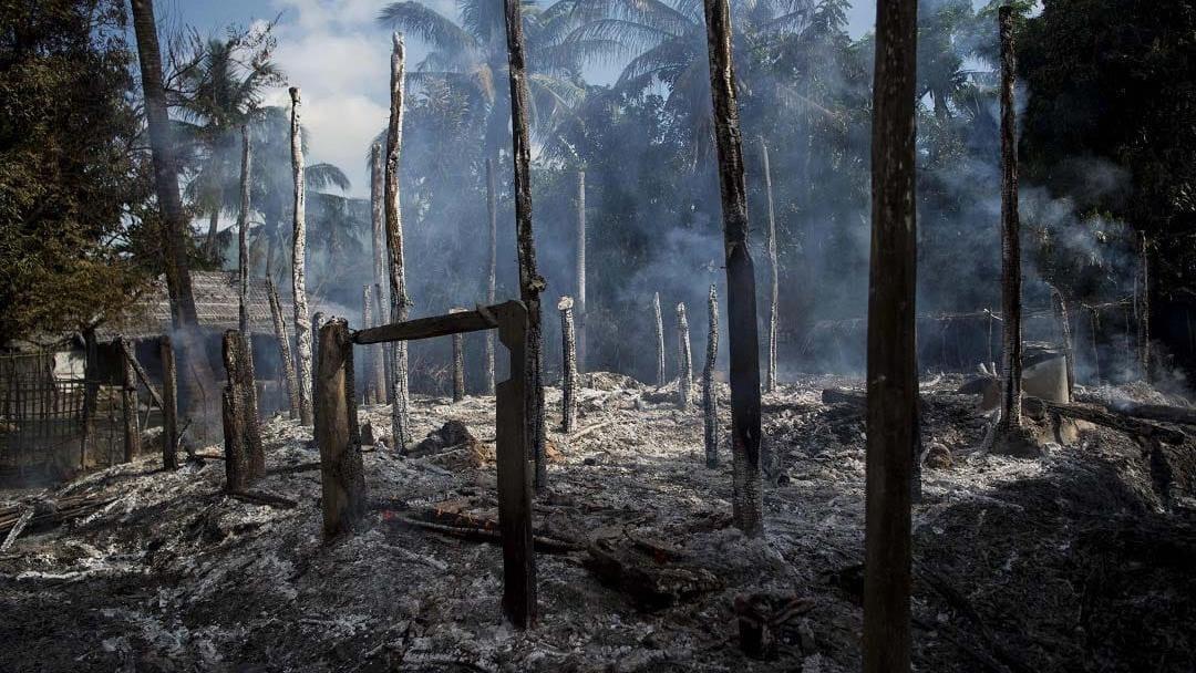 Baru Sehari Umumkan Penghentian Operasi Militer, 4 Muslim Rohingya Ditemukan Tewas