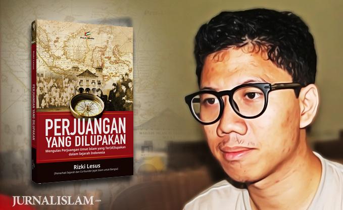 Jejak Islam untuk Bangsa (JIB) Luncurkan Buku 'Perjuangan yang Dilupakan'