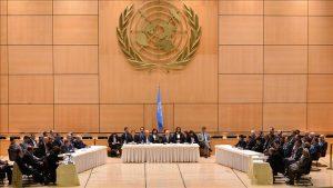 Inilah Pertemuan Pertama Rezim Suriah dan Oposisi dalam Pembicaraan Damai di Jenewa