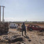 Serangan Bom Mobil Targetkan Pos Pemeriksaan FSA, 45 Tewas dan 70 Terluka