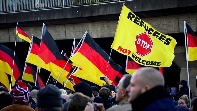 Dalam Sehari 10 Serangan Terjadi pada Pengungsi di Jerman