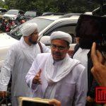 Meski Ditolak PH Ahok, Majelis Hakim Tetap Periksa Habib Rizieq Sebagai Saksi Ahli