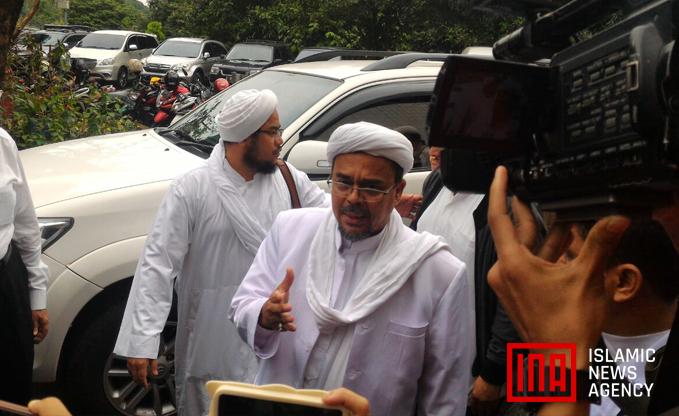 Di Ijtima Ulama, Habib Rizieq Ingatkan Petahana Bisa Dikalahkan