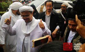 Pesan Khusus Habib Rizieq kepada PKS