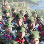 Sedikitnya 74 Tentara dan 15 Polisi Myanmar Tewas dalam Pertempuran
