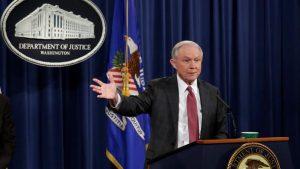 Terindikasi adanya Kecurangan Pemilu AS oleh Rusia, Jaksa Agung AS Mengundurkan Diri