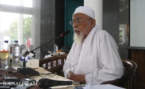 Keluarga Bantah Kabar Ustadz Abu Bakar Ba'asyir dalam Kondisi Kritis