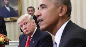 Obama Serang Balik Tuduhan Donald Trump