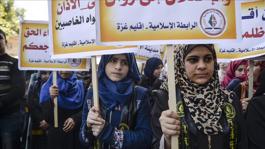 Adzan di Palestina Didenda $ 2.600, Gaza: Adzan Kami Lebih Keras dari Tirani Anda!