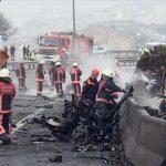 Tabrak Menara TV, 4 Warga Rusia Tewas dalam Kecelakaan Helikopter di Turki