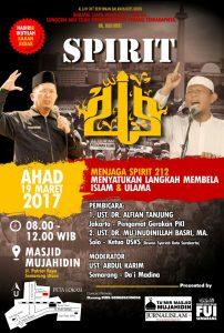 Hadirilah! Tabligh Akbar 'Menjaga Spirit 212, Menyatukan Langkah Membela Islam & Ulama' di Semarang