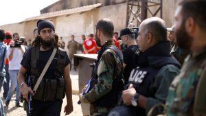 Pejuang Oposisi Sepakat akan Tinggalkan Kota Homs