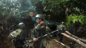 Pertempuran Kembali Meletus di Perbatasan Myanmar – China, Puluhan Tewas