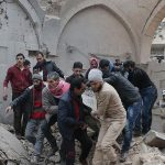 Turki Kutuk Serangan di Masjid Aleppo