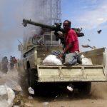 Koalisi Arab Cegat Rudal Balistik Syiah Houthi di Taiz