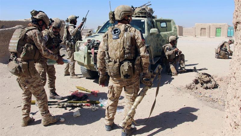 Sedikitnya 3 Tentara AS Sekarat Diberondong 1 Pasukan Khusus Afghanistan di Pangkalan NATO