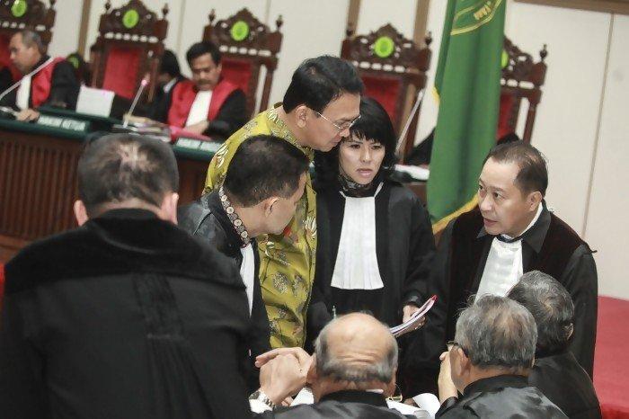 Gatot, Saksi Ahli Bahasa PH Ahok Malah Tegaskan Al Maidah 51 Alat Kebohongan