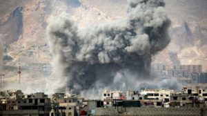 Hayat Tahrir al Sham dan Oposisi Kembali Serang Ibukota Suriah