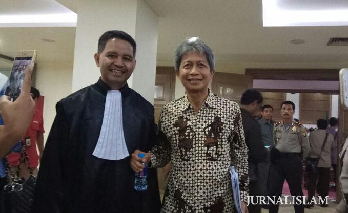 Berbelit-belit, Saksi Ahli Bahasa Kubu Ahok Salahkan Pemprov DKI