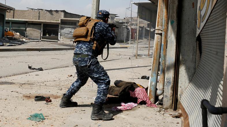 Pasukan Irak Mulai Mendekati Jantung Kota Mosul