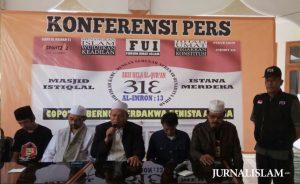 Sekjen FUI: Aksi 313 Tak Bisa Dipisahkan dari Aksi Bela Islam Sebelumnya