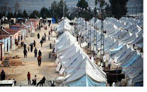 Kini Jumlah Pengungsi Suriah Capai Lima Juta Lebih