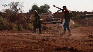 Faksi-faksi Revolusioner Hama Kembali Lakukan Serangan Balik, 27 Pasukan Assad Tewas