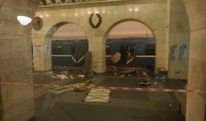 Stasiun Kereta Rusia di Saint Petersburg Dibom, Sedikitnya 10 Tewas dan 50 Terluka